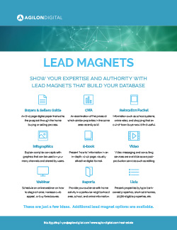 lead magnets real estate